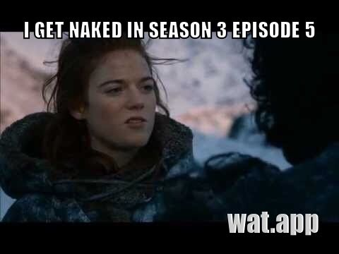 I GET NAKED IN SEASON 3 EPISODE 5